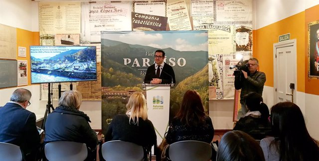 Presentación del plan de turismo industrial
