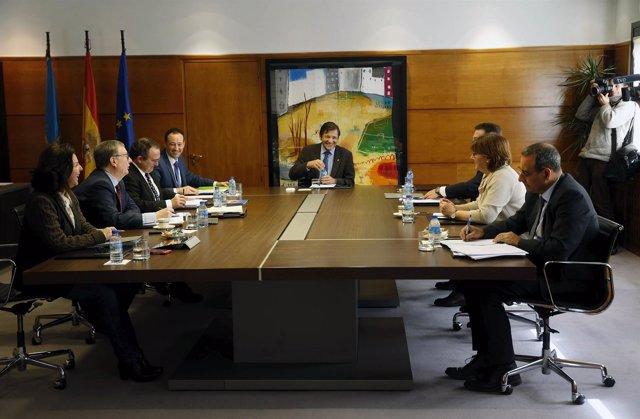 Consejo de Gobierno del Principado de Asturias 21 marzo 2018