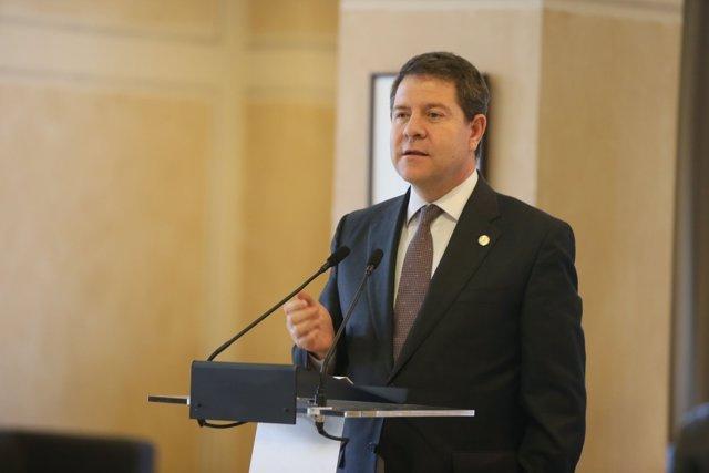 Emiliano García-Page en Guadalajara