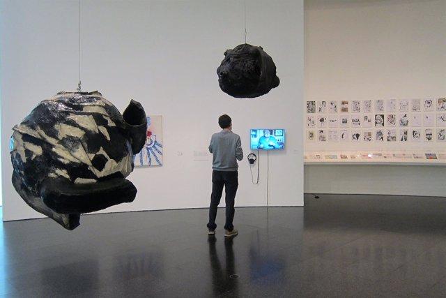 Exposición 'Oscar Masotta. La teoría como acción' en el Macba