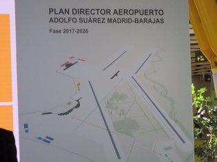 Presentación Plan Director de Barajas 2017-2026