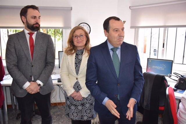 Ruiz Espejo y Araujo en Guadalinfo