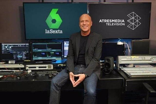 El periodista Alfonso Arús
