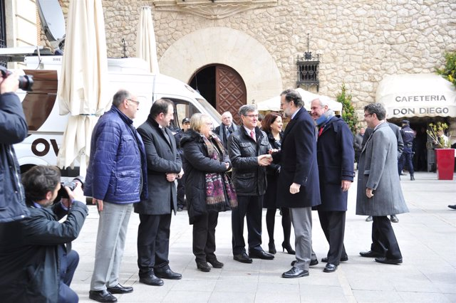 Mariano Rajoy visita hoy Teruel