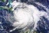 Burbujas de aire para prevenir huracanes destructivos