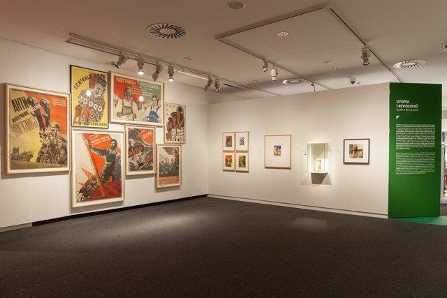 Exposición vanguardias históricas