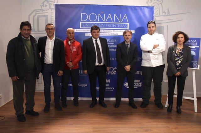 Nota Y Fotos Presentación Evento Doñana Unidos Sin Fronteras