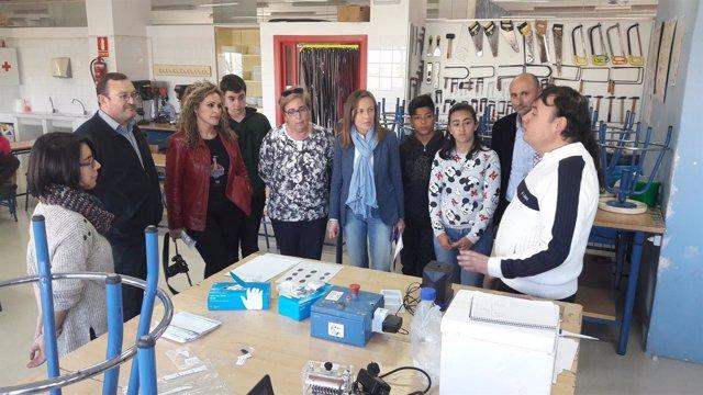 Semana intercultural en el IES Azahar de Antas (Almería)