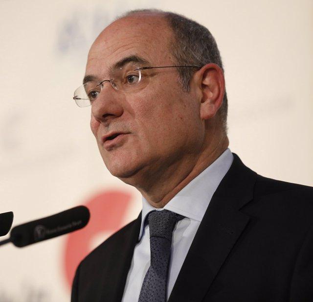 El director general de Comunicación del Parlamento Europeo, Jaume Duch