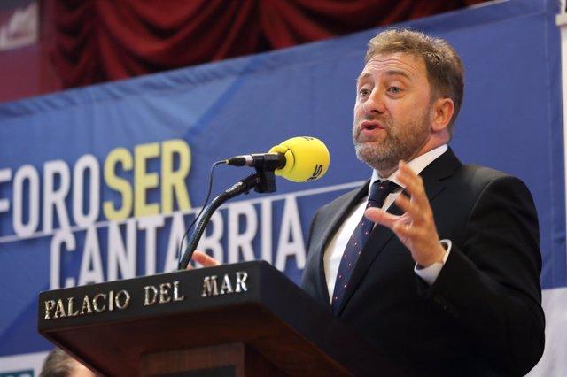 Tomás Castro, presidente de CONECTIC