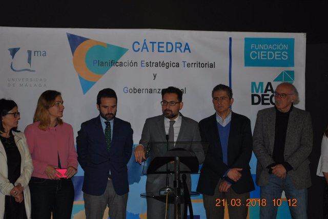 Fundación Ciedes y Fundación Madeca