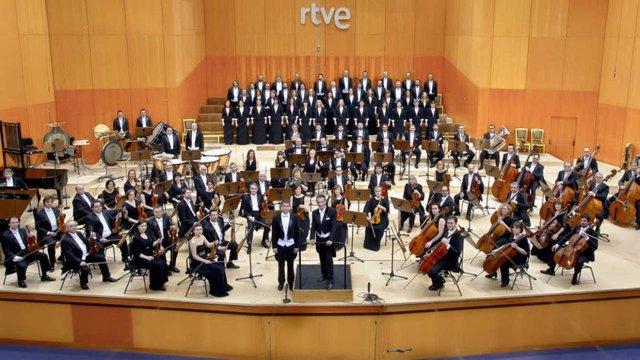 La Orquesta Sinfónica Y Coro RTVE Dará Dos Conciertos
