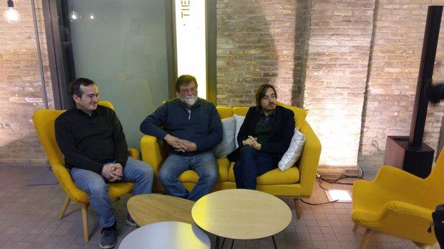 Las actividades de la feria se han presentado hoy en el IAACC Pablo Serrano