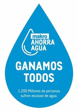 Makro lanza la campaña 'Ahorra Agua. Ganamos todos' para concienciar sobre la es
