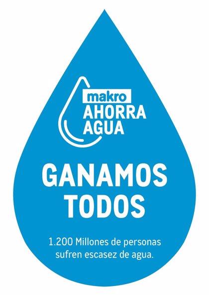 Makro lanza la campaña 'Ahorra Agua. Ganamos todos' para concienciar sobre la escasez mundial de agua