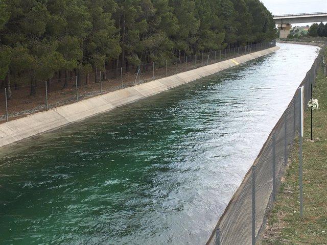 Embalse, trasvase, riego, regadío, agua, canal, Tajo-Segura