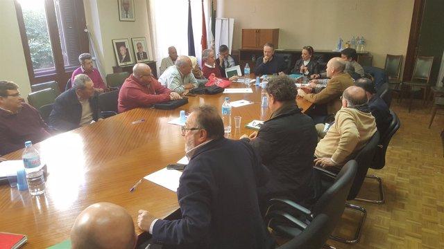 Comité de gestión cuenca