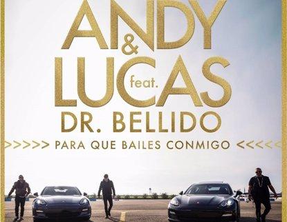 Andy & Lucas regresan con nuevo single: Para que bailes conmigo (ALTAFONTE)