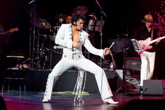 El espectáculo 'The king is back' homaneje a Elvis llega en mayo a Málaga