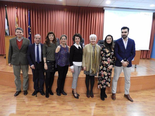 Jornada de esclerosis múltiple en Huelva.