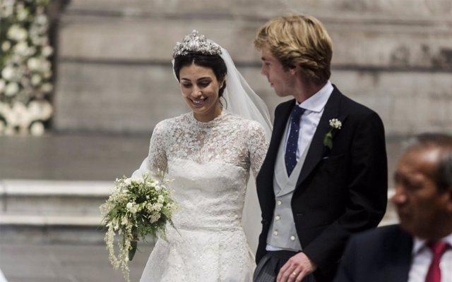 Alessandra de Osma, más it girl que nunca tras su boda con Christian de Hannover