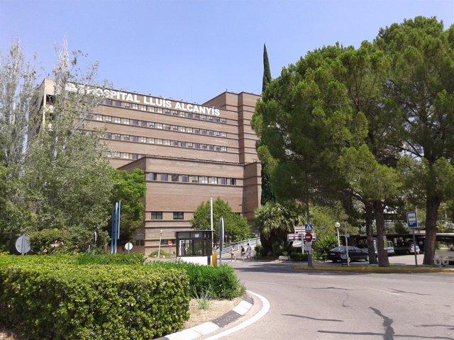 Hospital público Lluís Alcanyís de Xàtiva