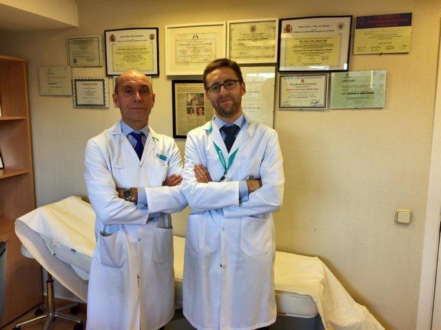 Doctor Joaquín Gómez Ramírez