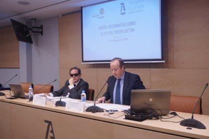 """Plataforma del Tercer Sector dice que la actual Ley del Tercer Sector """"no es suficiente"""" para atender demandas sociales"""