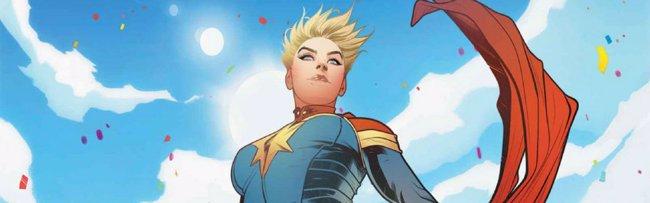 Capitana Marvel: Nuevas imágenes de Brie Larson en el rodaje (MARVEL COMICS)