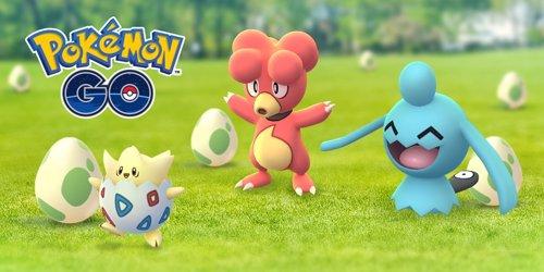 Festival de Primavera en Pokémon Go