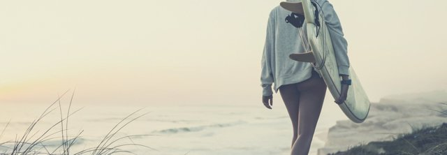 Playa y surf