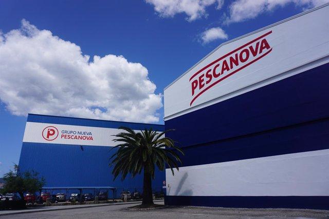 Fachada De Nueva Pescanova