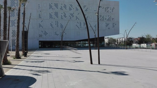 La Ciudad de la Justicia de Córdoba