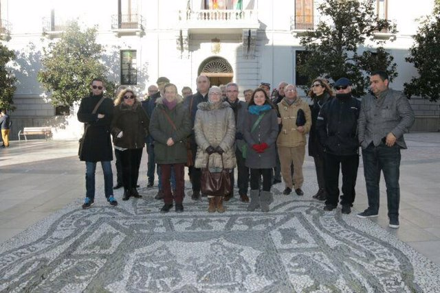 Presentación de Junt@as Podemos