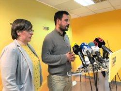 La CUP decidirà dijous a les 15.00 si recolza la investidura de Jordi Turull (EUROPA PRESS)