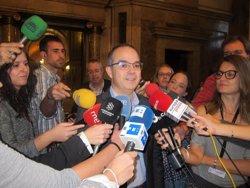 Turull promet presidir el Govern per a tots els catalans i dialogant sense exclusions (EUROPA PRESS - Archivo)