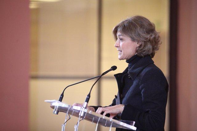 Isabel García Tejerina presenta la nueva edición de Alimentaria