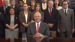 Els partits del Perú acorden acceptar la sol·licitud de renúncia presentada per Kuczynski (YOUTUBE)