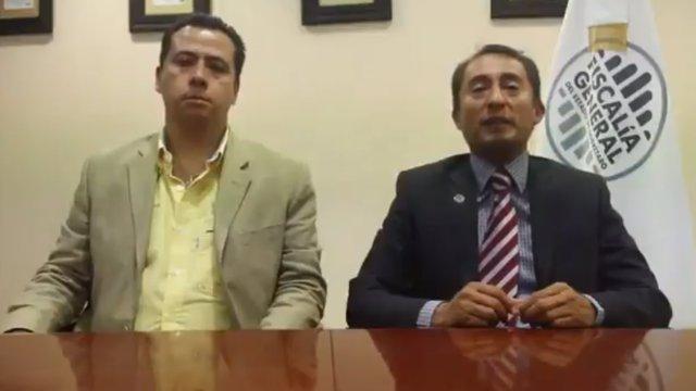 Fiscalía Querétaro