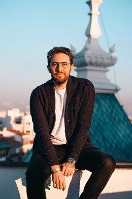 Maxim Huerta escritor presente en Encuentros con Autores en Bibliotecas en Málag
