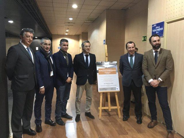 Presentación incentivos agencia IDEA en Marbella Ruiz Espejo y Ruiz Araujo