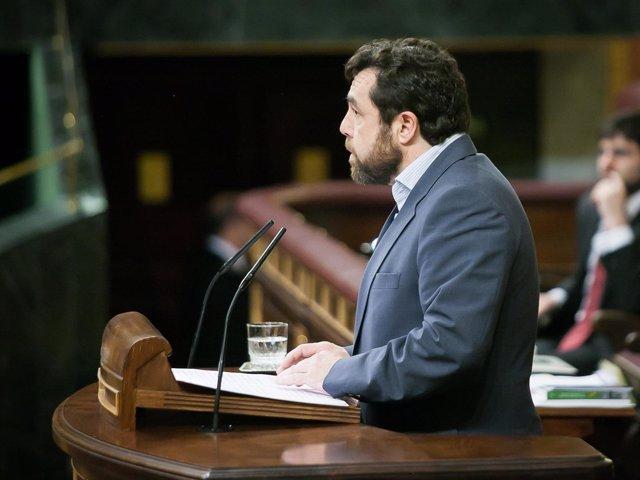 Miguel Gutiérrez, de Ciudadanos