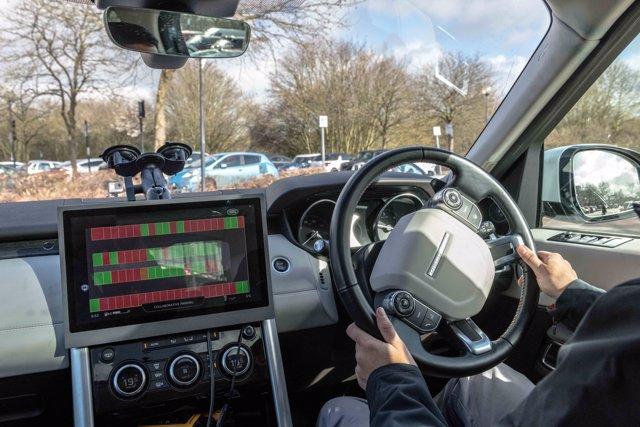Sistema de aparcamiento autónomo de Jaguar Land Rover