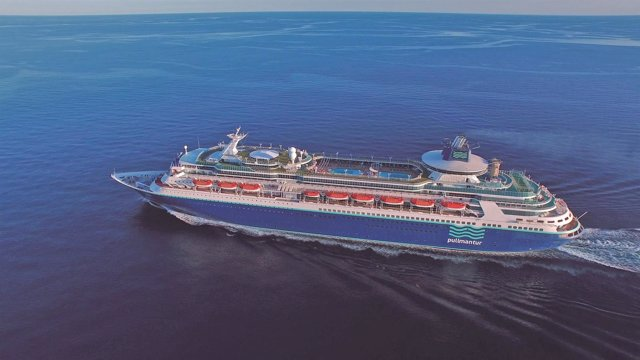 Buque Sovereign de Pullmantur
