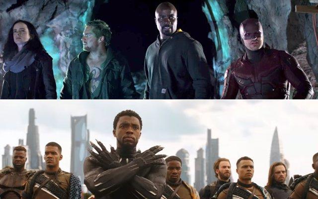Infinity War: ¿Por qué no habrá crossover entre The Defenders y los Vengadores?