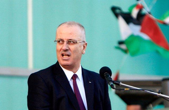 Rami Hamdalá, primer ministro palestino