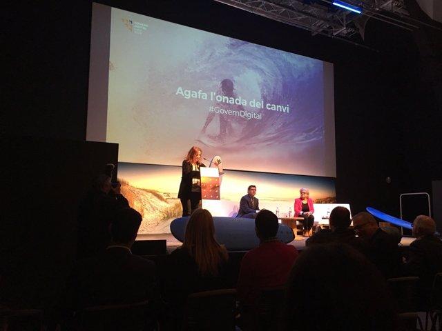 Presentación del Congreso de Gobierno Digital Local 2018