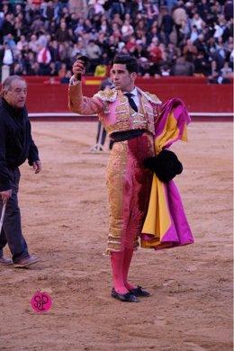 El torero Alberto López Simón