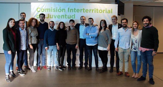 Comisión Interterritorial de Juventud de Nuevas Generaciones