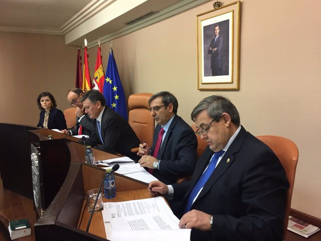 Pleno de la Diputación, 22-3-18